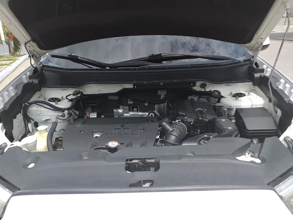 Pilas Pues!! Recién Ingresada Mitsubishi Outlander Sport 2013 de 4 Cilindros Motor 2.0 Sistema ECO